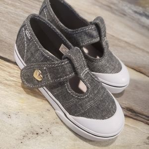 Girls Van's size toddler 9